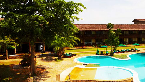 Paraa safari lodge - hotels